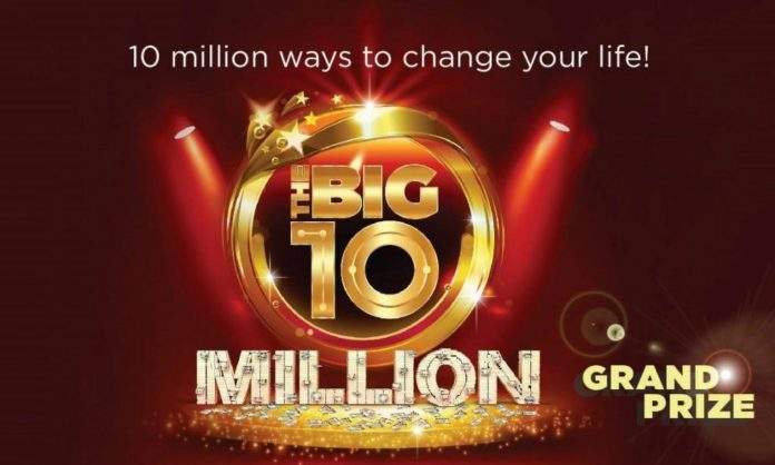 The big 10 Million