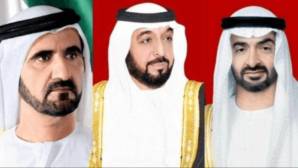 UAE Leaders Congratulate India Independence Day