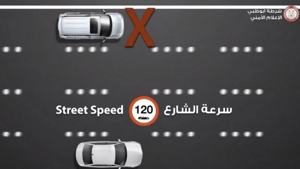 New Advisory for UAE Motorists