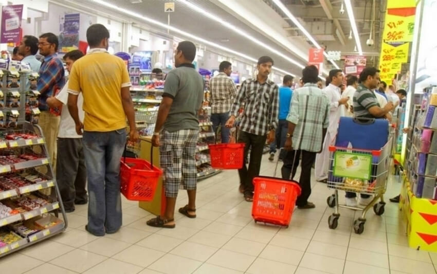 3 Day Discount Sale at Sharjah Co Operative Society