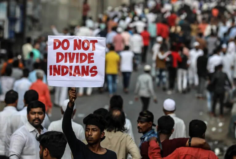 Protests in India