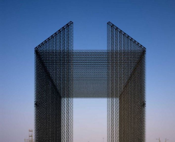 expo 2020 entry gate