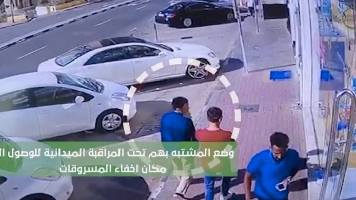 thieves get caught in 48 hours